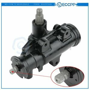 Complete Power Steering Gear Box For 2005 2007 Ford F 250 Super Duty Pickup