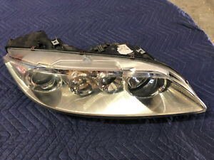 04 05 Mazda 6 Headlamp Assembly Right With Fog Light