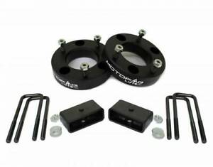 Motofab 2 Front 2 Rear Leveling Lift Kit For 2007 2019 Silverado Sierra 1500