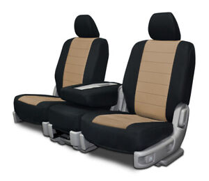 Custom Fit Neoprene Front Seat Covers For The 2005 2015 Nissan Titan