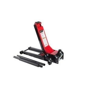 2 ton Low Profile Rider Floor Service Jack Auto Lifting Tool 24 Inch Max Height