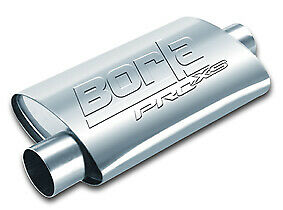 Borla Proxs Muffler Stainless Steel Performance 2 5 Center offset