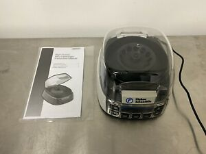 Fisher Scientific Gusto High Speed Mini Centrifuge Pre owned Tested Excellent