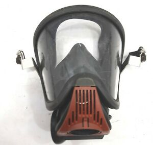 Msa Auer Ultra Elite Full Face Mask 10045897 Protective Respirator Connection
