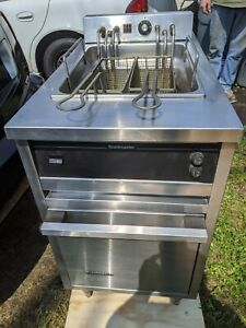 Toastmaster 12 5kw Electric Deep Fat Fryer 480 Volts 3 Phase Commercial