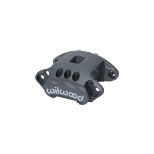 Wilwood 120 13900 Brake Caliper Gray Anodize Aluminum For Gm Metric Race