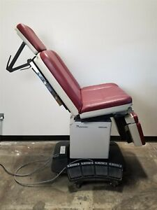 Midmark 419 Power Adjustable Medical Hospital Patient Examination Chair Table