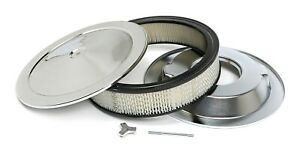 Trans dapt Performance Products 2195 Chrome Air Cleaner Muscle Car Style
