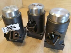 Heilelberg Msmgaly050food01 Valve For Polar Papercutter lot Of 3