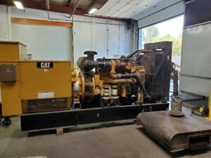 500kw Caterpillar Engine generator Set