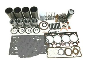 For Perkins 4 236 Engine Overhaul Kit Allis Chalmers A c Ac 170 175 Tractors