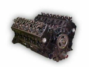 1968 1972 Ford Mercury 5 0 302 Remanufactured Engine