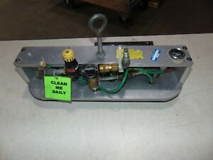 Piab Pneumatic Vacuum Pump On 3 Suction Cup Material Handler Lifter