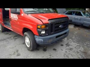 Console Front Floor Outer Section Fits 03 19 Ford E350 Van 745675