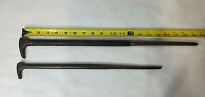 Snapon Pry Bars 1650 2050 Preowned See Description And Pics