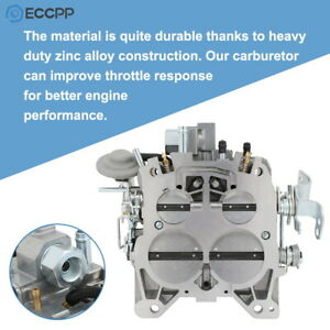 For 1968 1969 Cadillac Remanufactured Rochester 4 Barrel Quadrajet Carburetor