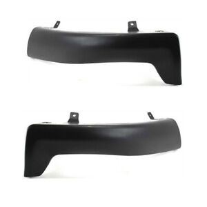 For 03 04 Matrix Front Valance Air Dam Deflector Apron Left Right Side Set Pair