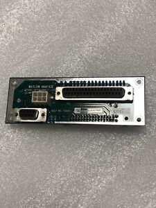 15743 Watlow Anafaze Pcb Panel Interconnect Card Component Side 31040 00