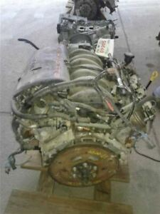 Motor Engine 5 7l Vin G 8th Digit Opt Ls1 Fits 99 00 Corvette 295842