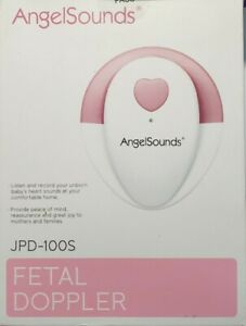 New Angelsounds Fetal Doppler Jpd 100s Baby Heart Angel Sounds