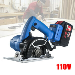 Us 750 W Industrial grade Electric Metal Wood Stone Tile Cutting Machine Voltage