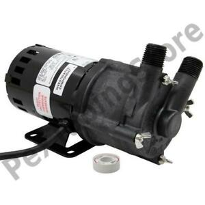 3 md mt hc Magnetic Drive Pump For Highly Corrosive 1 25 Hp 115v