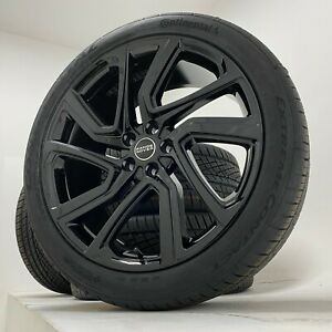 22 Black Range Rover Autobiography Wheels Rims Tires Hse Sport Dynamic 2020