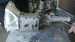 Mustang Falcon Dagenham 4 Speed Transmission 6 Cylinder 170 200 And Bellhousing