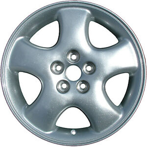 16 Wheel Rim For 2001 2002 Pt Cruiser 16x6 Refinished Silver