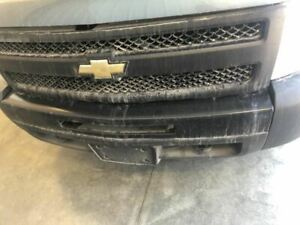 Grille Black Textured Fits 07 13 Silverado 1500 Pickup 1115542