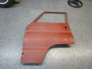 1964 1967 Dodge A100 And A108 Door Shell Left Side Nos
