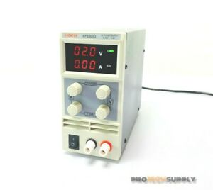Eventek Kps305d Variable Dc Power Supply 30v 5a with Warranty