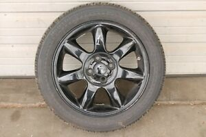 2007 2015 Mini Cooper R56 Wheel Tire Bridgestone 195 55 Rim 16 16x6 5 Oem