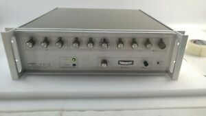 Pts 160 Frequency Synthesizer 0 1 160 Mhz Programmed Test Source 160 Sjt2cx 20
