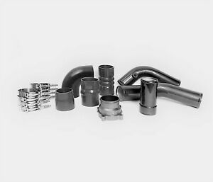 Cold Hot Side Intercooler Pipe Kit For 11 16 Ford 6 7l Powerstroke Diesel