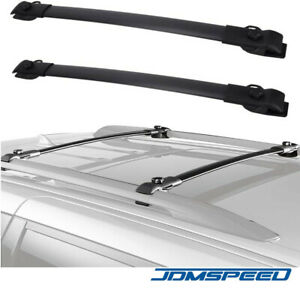 Roof Rack Cross Rails Rail Bars Luggage Carrier For 2011 2016 Jeep Compass