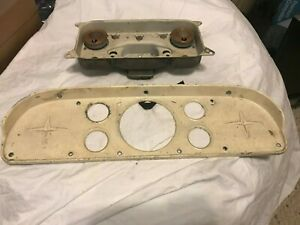 Ford F100 Truck Instrument Dash Gauge Cluster 1957 1958 1959 1960 Cover Only
