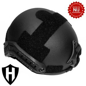 Level IIIA ballistic helmet FAST style made with Kevlar lab tested 5 colors $234.00