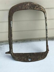 Vintage 1930 Willys Overland Whippet Grille Shell Hot Street Rat Rod 1929