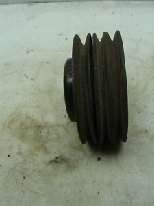 1968 69 Ford 429 Thunderbird Ltd 3 Groove Water Pump Pulley