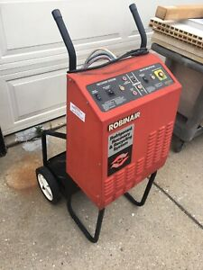 Robinair 17400a A c R12 Air Conditioning Machine Recovery Recycle System