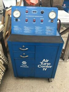 R12 And Oil Hvac Refrigerant Recovery Recharge System Napa Air Tune Center Iv