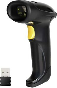 Inateck 2 4ghz Wireless Usb Automatic Barcode Scanner Handheld Bar code Reader