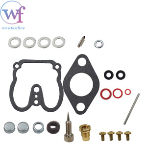 Carburetor Kit Fits For Wisconsin Vf4 Abn Akn Acn Bkn Replaces Lq35 E20 Zenith