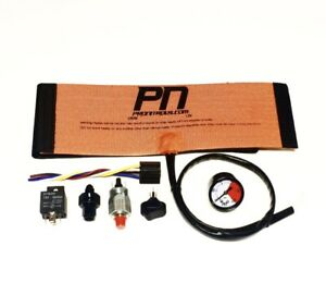 Pronitrous Nitrous Bottle Heater Kit Adjustable Pressure Sensor