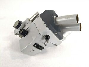 Carl Zeiss Stemi Sv8 Stereo Microscope Industrial Wide Head Piece Attachment