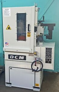 Dcm Tech 24 Industrial Rotary Surface Grinder Ig 080 M