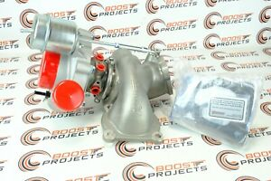 Precision Bolt On Turbocharger Upgrade For Ford Mustang 2 3l Ecoboost 520 Hp