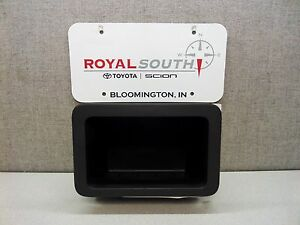 Toyota Tacoma Truck Bed Side Deck Wheel Well Pocket Box Genuine Oem Oe