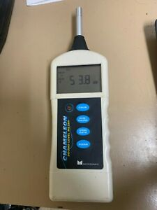 Metrosonics Chameleon 40 To 140 Db Sound Level Meter